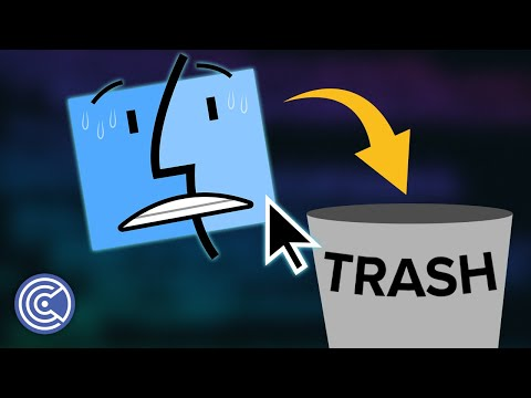 What Happens If You Delete The MacOS Finder? - Krazy Ken's Tech Talk