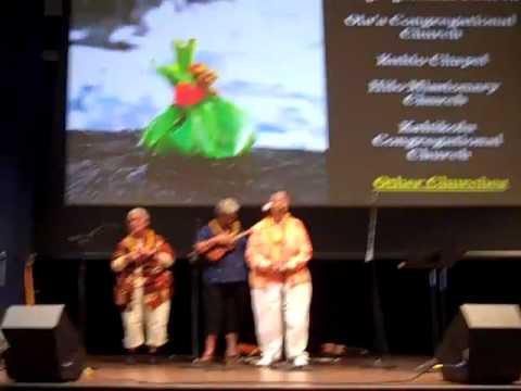 Kamehameha School Hawaii - Queen Liliuokalani Song