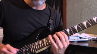 death cover crystal mountain solo x2n pickup chuck schuldiner