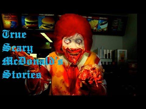 True Terrifying McDonald's Stories *Verified*