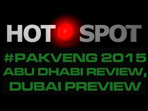 Hot Spot - Pakistan v England 2nd Test...