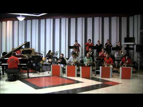 Nicholls State University Jazz Ensemble