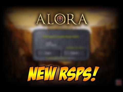 Alora - My New Favourite Rsps