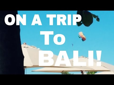 VISITING BALI! PART 1 | #vlog