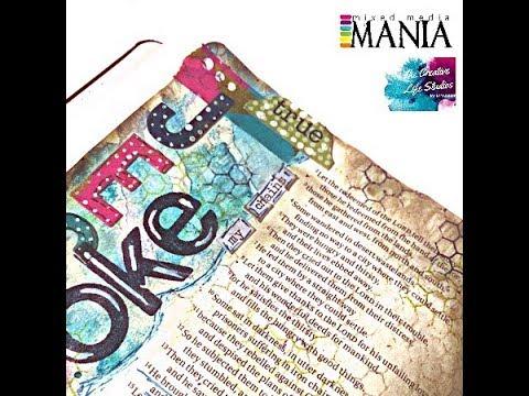 Mixed Media Mania with Keri Sallee