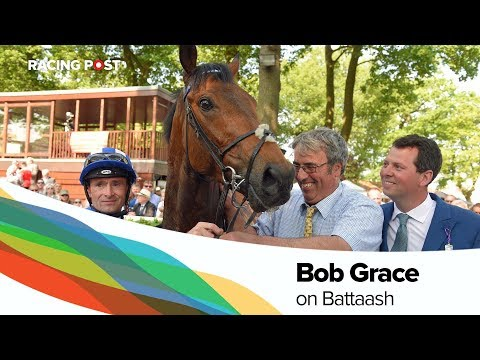 Bob Grace: the man who looks after Battaash