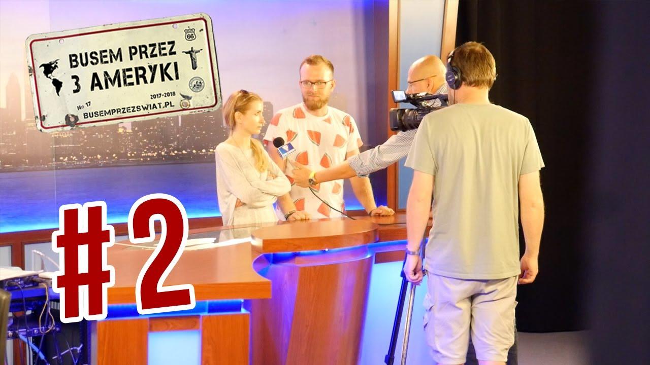 #2 Jak wygląda POLSKA TELEWIZJA w USA?