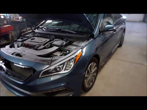 [DIAGRAM_5LK]  Hyundai Sonata 2010 to 2018 Fuse Box & OBD2 Locations - YouTube | 2015 Hyundai Sonata Fuse Diagram |  | YouTube