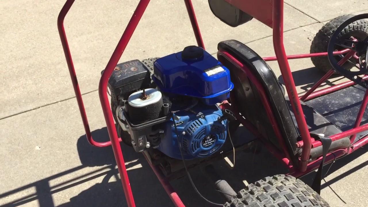Manco Dingo Go Kart For Sale