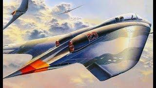 Horten Ho. 229 - Hitler's UFO