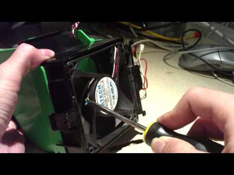 Another Dell Jet Engine Fan - 92mm Datech