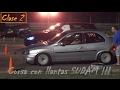 Corsa con llantas Sudam vs Golf MK7 1.6 - Clase 2 Galvez