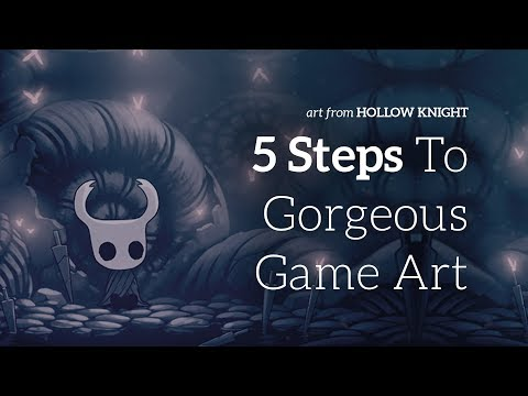 5 Steps To Making A Gorgeous 2D Game thumbnail