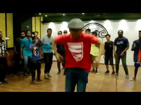 Move with Rockyn - Locking Workshop in Kerala | Myself And My Moves