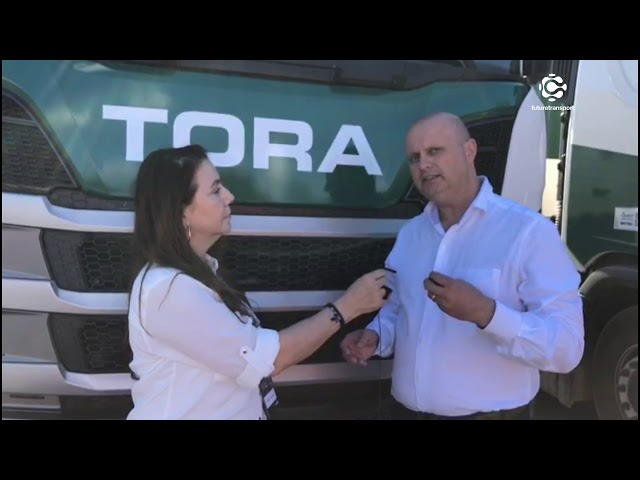 Tora Logístics adquire soluções digitais da Scania