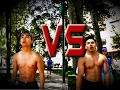 Calisthenics / Camilo Vinasco VS Camilo Morales / BAR WARS By Zadc