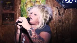 Rock ZIE singing Karaoke at Midway Bar