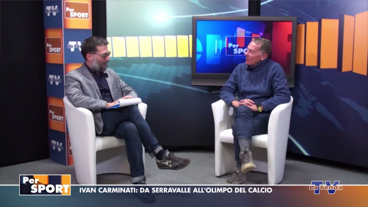 Per Sport - Ivan Carminati: da Serravalle all'olimpo del calcio
