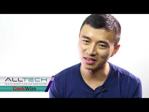 GeekWire + ALLtech Health Benefits Feat Xiao Wang, Boundless