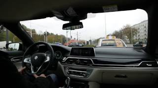 2017 BMW 7 Series G11 750d 400hp Test Drive [Pierwsze Wrażenia] [Jazda Testowa] Próbna PL