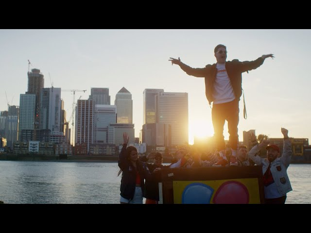 James Hype - I Was Lovin' You Feat. Dots Per Inch & Ayak (OFFICIAL MUSIC VIDEO)