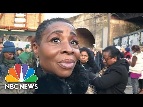 Witnesses Describe London Bridge Terrorist Attack | NBC News