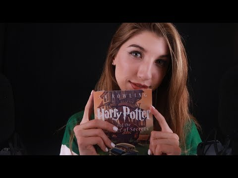 ASMR Up-Close, Inaudible/Unintelligible Whispers ~ Tapping, Page Turning, Book Tingles Mp3