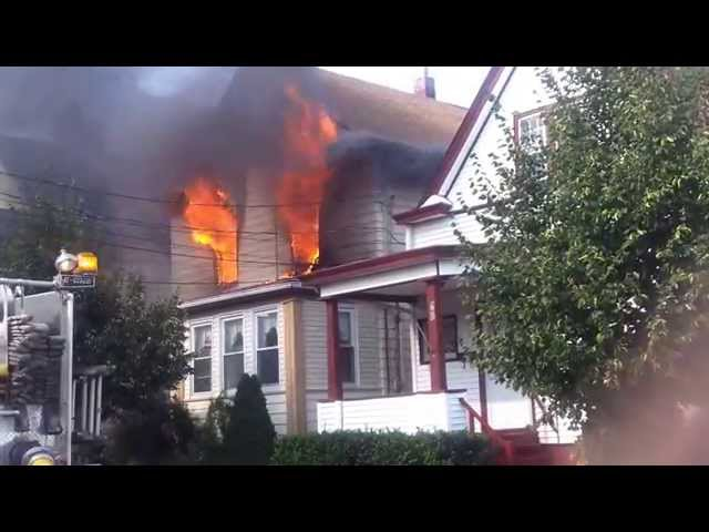 Paterson House Fire  #A Must Watch!