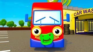 Baby Truck Strikes Again!   Nursery Rhymes & Kids Songs   Gecko's Garage   Baby Truck Songs
