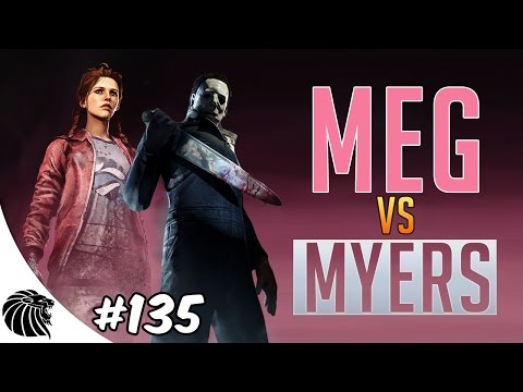 DEAD BY DAYLIGHT - MEG VS MYERS  #135