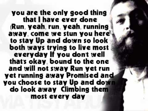 We Will Walk ~ Matisyahu