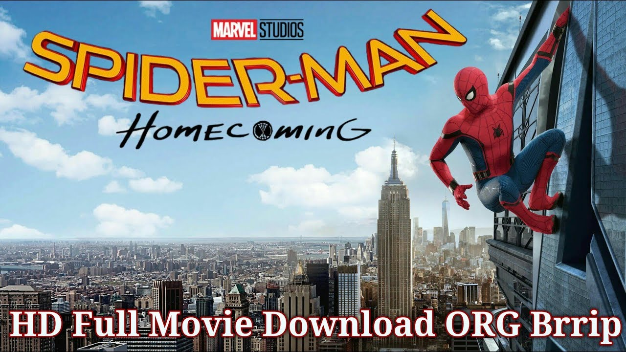 Spider Man : Homecoming 2017 Full Movie Dual Audio 300MB