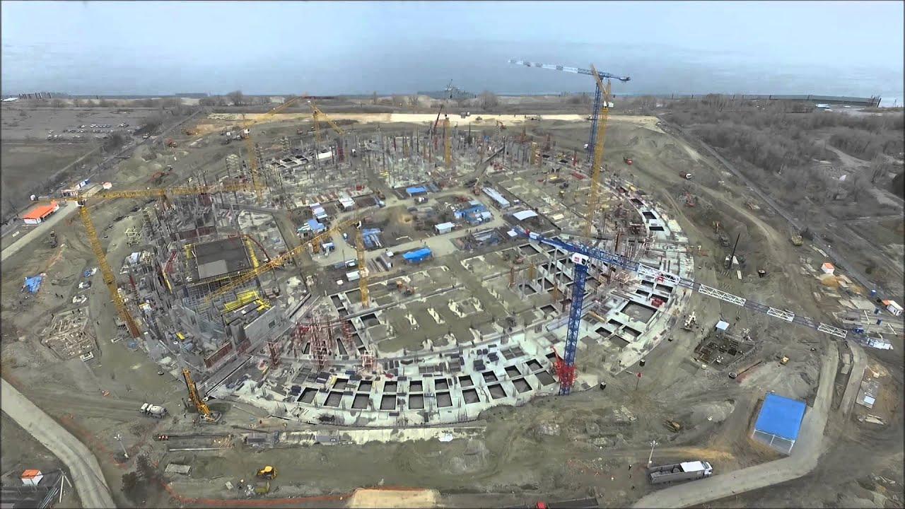стадион арена волгоград фото