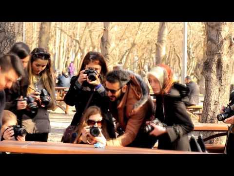 ANKARA SİNEMA AKADEMİSİ 5 MART TEMEL FOTOĞRAFÇILIK DERSİ