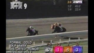 Скачать 1997 Iselin Handicap Formal Gold