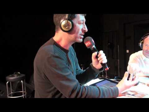 Lizzy Loeb  @ RTS - Radio Television Switzerland Radio Paradiso Live Interview 2012
