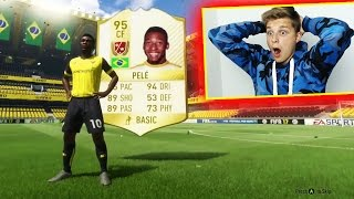 FIFA 17: 95 LEGEND PELE IN A PACK OPENING ⛔️⛔️ - TOP 5 LEGENDEN PACKS EVER - ULTIMATE TEAM (DEUTSCH)
