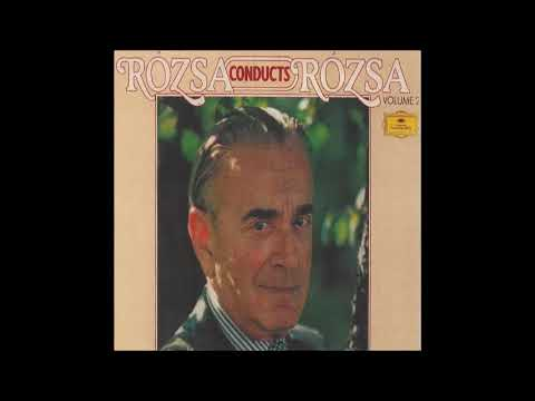 The Private life of Sherlock Holmes - Miklós Rózsa, 1977