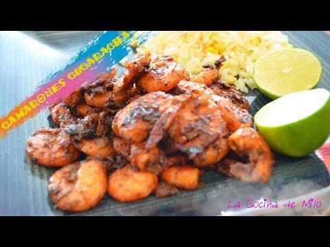 CAMARONES CUCARACHA| La Cocina de Milo