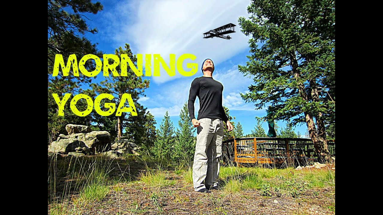 Morning Yoga for Beginners