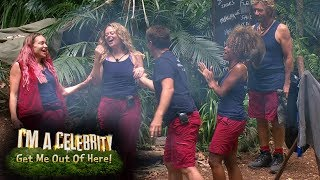Emily's Dance Moves Are Out of Sync | I'm a Celebrity... Get Me Out of Here!