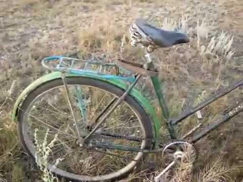 видео: Велорикша УЛЫБКА и апгрейд.  Звездочки большего диаметра.
