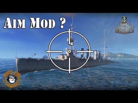 World of Warships: Aim Mod ?
