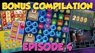 Casino Bonus Opening - Bonus Compilation - Bonus Round episode #4