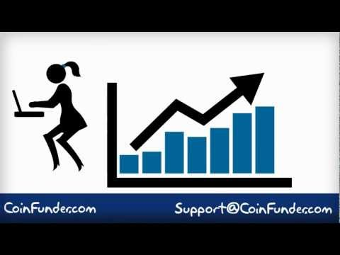 CoinFunder.com - Bitcoin Crowdfunding Unleashed