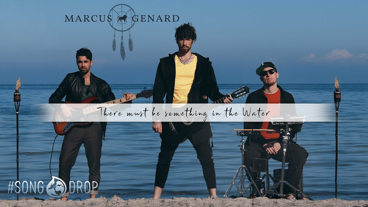 Marcus Genard - There Must Be Something In The Water [Viva con Agua Songdrop]