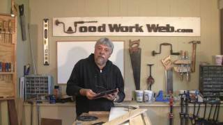 Woodworking - Building A Blade Storage Rack