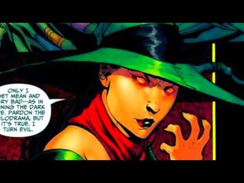 Supervillain Origins: The Enchantress (DC)