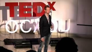 DIY cyborgs: Eric Boyd at TEDxOCADU