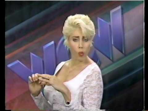 Missy Hyatt Promo [1992-06-13]